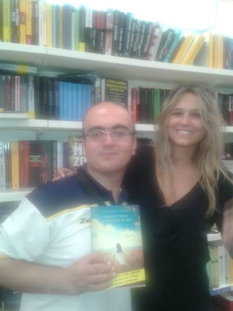 In compagnia di Francesca Barra