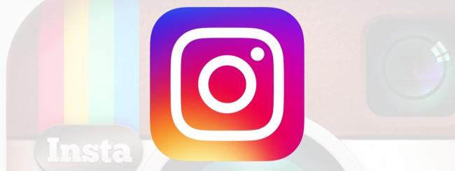 Nuovo logo Instagram