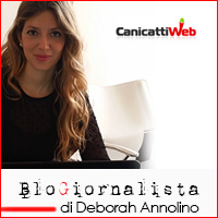 Blogiornalista Deborah Annolino