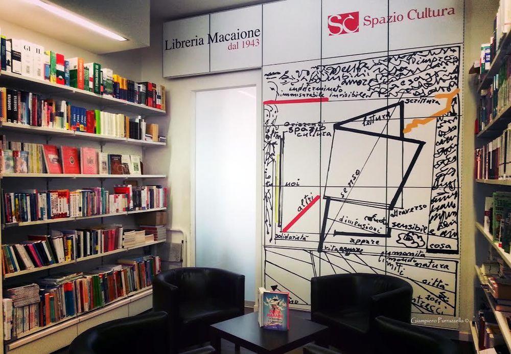 libreria Macaione ospita Federico Li Calzi