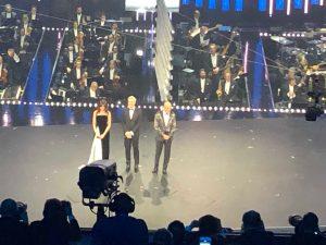 I presentatori del Festival di Sanremo
