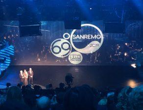 Scenografia 69° Festival di Sanremo