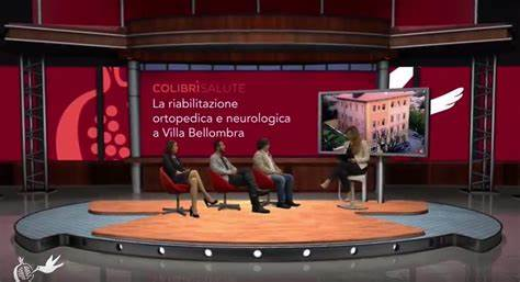 Colibrì Salute - programma tv