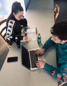e-learning teledidattica angelo ancona studente