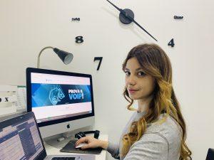 smart working sabrina tiseo