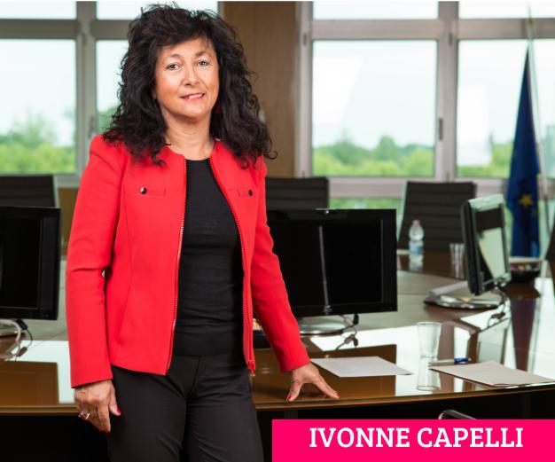 Ivonne Capelli Cra Villa Giulia