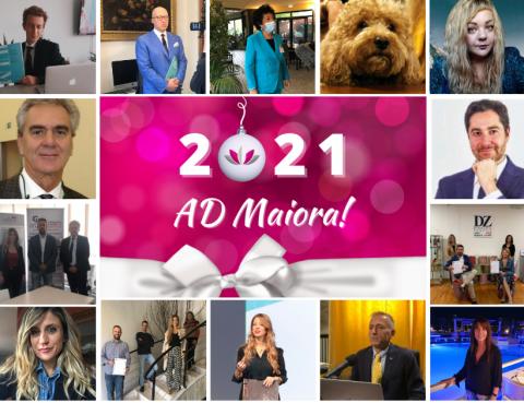 i volti del 2020 di AD Communications