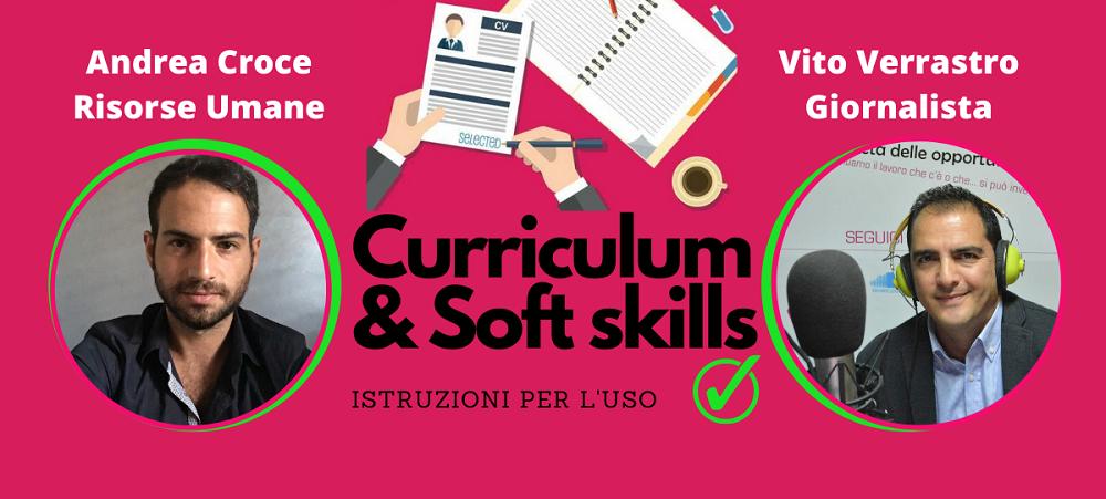 Curriculum e soft skills